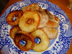 pork and rings
