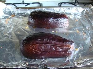 eggplant broiled