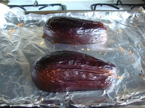 eggplant broiled
